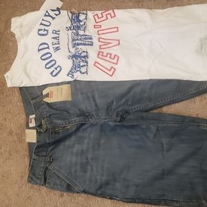 Levi's outfit